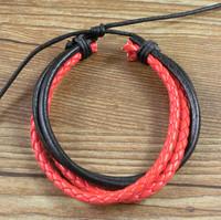VB254 Wholesale 2014  New Items Bracelets & Bangles For Women Leather Bracelet  Cool Handmade Bracelet Gifts High Quality