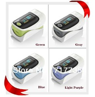 Factory supply Home care pulse oximeter CE Marked OLED Fingertip Pulse Oxymeter/SPO2 monitor