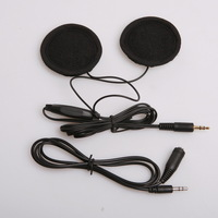 Free Shipping!!Motorcycle Motorbike Helmet Earphone for MP3 GPS all types of phone