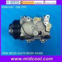 HIGH QUALITY 6SBU16C auto air compressor For Reiz/Lexus Is250/Crown OEM  88320-3A270 88320-3A300
