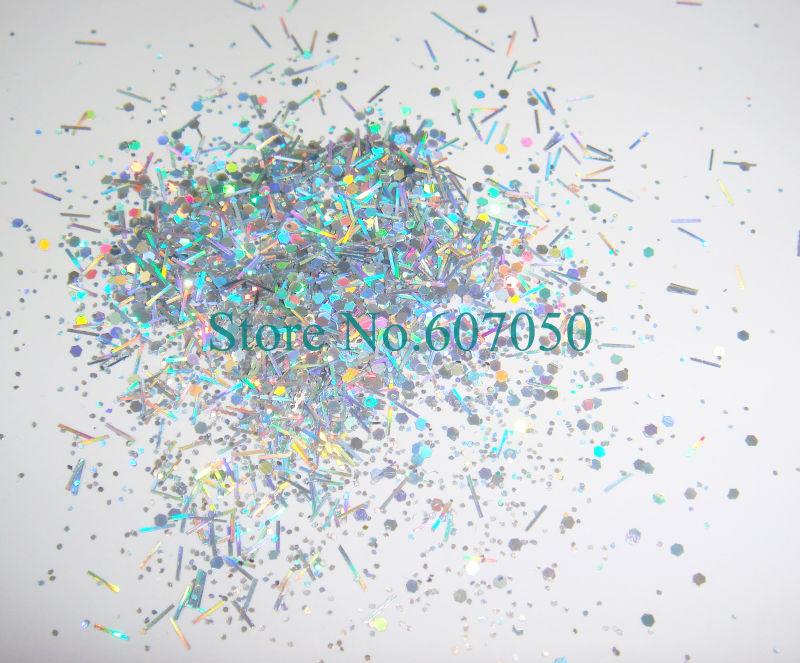 Блестки для ногтей No 20jars x DIY H3S-004
