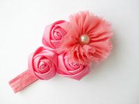 Ebay child wool hair accessory elastic headband baby hair bands 12 w