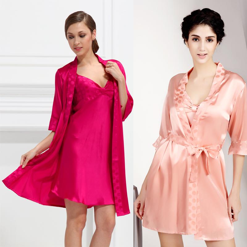 Купить шелковую пижаму женскую большого размера