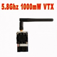 5.8G 1000mw 8CH Video Transmitter wireless TX FPV TX51W