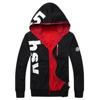 2014 New Fashion Spring Autumn Men Casual Hoodies Sport Sweatshirts High Quality Plus Size