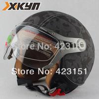 Christmas surprise,Classic Pilot helmets,Vintage open face helmets ,motorcycle half face helmets,8 style,the cheapest price