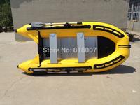 11' GTS330 Goethe  Aluminum floor Inflatable Boat