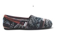 Free Shipping    bobs shoes Black Jacquard Women's Classics