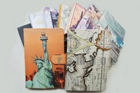 200 Piece Protective 7 inch Tablet PC PU Leather Folio Case Cover for Google Nexus 7 with Multi Patterns