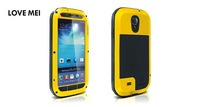 1 piece/lot Dustproof,Shockproof,Waterroof Case For Samsung Galaxy S4 i9500 Waterproof Cover for galaxy s4,Free Shipping