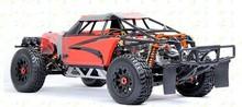 baja 60CC twin engine baja most powerful rc car(China (Mainland))