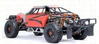 baja 60CC twin engine baja most powerful rc car