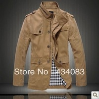 Free shipping cheap 2013 autumn hot-selling men's clothing plus size jacket plus size plus size men's trend clothing