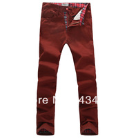 Free shipping cheap Baoyan 2013 summer casual roll up hem trousers plus size skinny pants