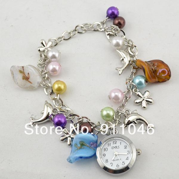 Pearl Bracelet Watch uk Pearl Band Bracelet Watch