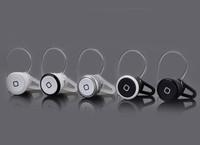 Wholesale 10pcs/lot 2013 New super small bluetooth Headset Headphone Cool Wireless mini Earphone for pad/Mobilephone