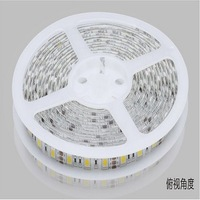 LED Strip 5050 Flexible Light 60 LED/M SMD  720 lm 12w 5m/reel free shipping 20m/lot