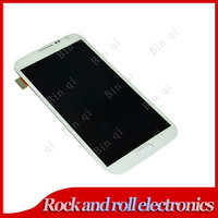 White For Samsung Galaxy Note 2 N7100 LCD Display + Touch Screen Digitizer Assembly 100% Tested