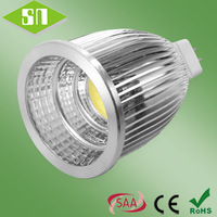 2700k 12v 7w mr16 cob dimmable led spot light