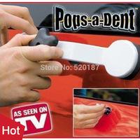 1pc Promotion New 2014 Glue Gun Pops A Dent Dent & Ding Repair Removal Tools Car Kit Glue Gun with OPP bag 110V / 220V--MTV28