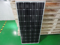 free shipping solar panels 100W to Estonia 25 year warranty