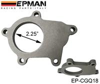 EPMAN T04E T3/T4 430 5-bolt TURBO OUTLET DUMP PIPE MILD STEEL FLANGE/ exhaust housing outlet Flange EP-CGQ18