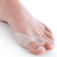 Free Shipping 2013 Newest Comfortable Toe Separators Beetle-crusher Bone Ectropion Stretchers Bunion Protector Toe Corrector