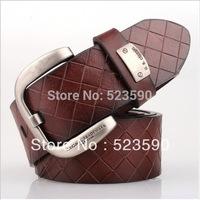 NEW 2014/Big Christmas To Promote /Genuine Leather Men Belt/Belt Mens Leather Brand/Brand