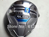 1 pc SLDR 460cc golf driver 9.5 or 10.5 loft with R/S graphite shaft and free headcover and wrench freeshipping