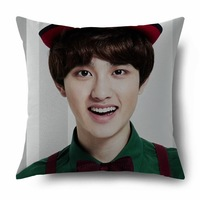 KPOP EXO Miracles In December D.O Korean Comfortable Two Sided Pillow With Nice Picture DPW342