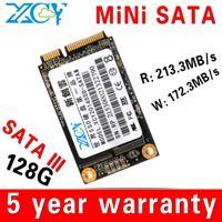 XCY-6000 msata 128gb, ssd sata 128gb, mini sata change sata Sustained Write 132.6MB/S