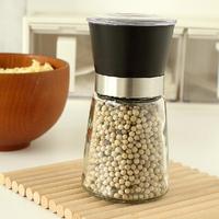 Manual Salt Seed Pepper Grinder Muller Kitchen Ware Tool Spice Herb Grinder Cruet Mill Condiment Salt Gourmet Shaker