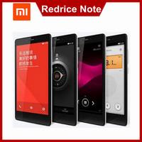 """Original Xiaomi Redmi Note WCDMA Red Rice Note Hongmi Mobile Phone MTK6592 Octa Core 5.5"""" 1280x720 2GB RAM 8GB ROM 13MP Miui V5"""