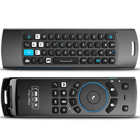 MELE F10 pro Wireless Keyboard + Fly Air Mouse + Remote Control + Mic Speaker 2.4Ghz wireless receiver