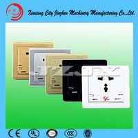 Multifunction wall socket/ leakage protection wall socket/USB charging socket