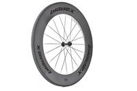 BladeX PRO ROAD CARBON WHEELSET 488T - Road Bke Wheels; 88mm Tubular; Ceramic Bearings; Basalt Braking Surface; Triathlon Bike;