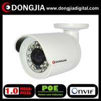 free shipping DA-IP3100HR-POE cheapest 1.0 megapixel 720P outdoor P2P POE IP camera