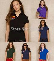 womens tops fashion 2014 Franc blusa Games Poloe Shirts For women Cropped tee camisetas roupas High quality Plus Size :S-XL