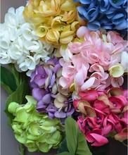 popular hydrangea silk flowers