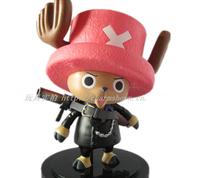 Classic Anime/Comic One Piece Embrace emotion Tony Tony Chopper Super Cute Big Gun Figure New In Box