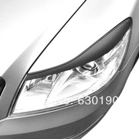 Vw skoda Octavia RS  car decoration car stickers rs personalized mei eyeliner carbon fiber refires sports