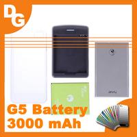 Free HongKong Post Original 3000 mAh Version Battery For JIAYU G5 G5S Android MT6589T Mobile Phone