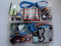 UNO R3 KIT electronic building blocks Starter kit Learning suite including:Mega2560 R3  HC-SR04 SR501 servo Tool Box For Arduino