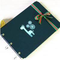 10 inch handmade scrapbooking diy photo album baby lovers gift scrapbook