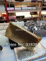 FREE SHIPPING Dazzling Glitter Sparkling Bling Sequins Evening Party purse Bag Handbag Women Clutch wallet
