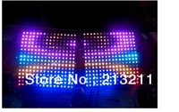 16*16 256 LED 5050 Pixel WS2812B built-in Digital Flexible LED Panel WS2811 RGB full Individually Color DC5V Free shipping