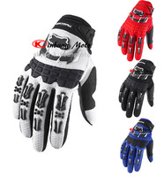 Free shipping High quality 08 DIRTPAW bike gloves/ motorcycle racing cycling gloves red/black/blue/white