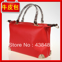 NEW Big Famous Brand Style High Quality Tote Shopper Bag 100% Genuine Leather Handbag Women Shoulder Crossbody Bag Wholesale