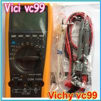 Vici VC99 3 6/7 Auto range digital multimeter better FLUKE 17B