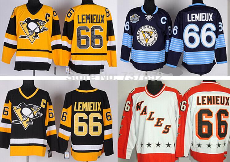 check out e2cdc ff2ef nhl jerseys pittsburgh penguins 66 mario lemieux black ccm ...